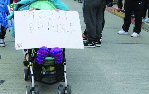 Pissed Pink Protestors