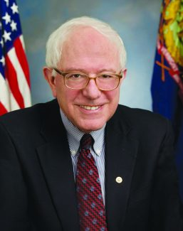 Self-described+democratic+socialist+and+Vermont+senator+Bernie+Sanders+has+joined+the+2020+presidential+pool+in+February%2C+reviving+messages+of+universal+health+care+and+tuition-free+college+from+his+2016+campaign.+