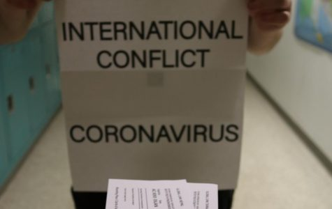 Over the past months, international travel has been greatly hindered by both international conflict and the spread of the coronavirus.