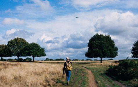 Christopher Walk[ing]