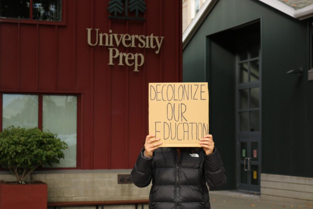 Students created the Students for Social Justice organization in an attempt to decolonize UPrep
