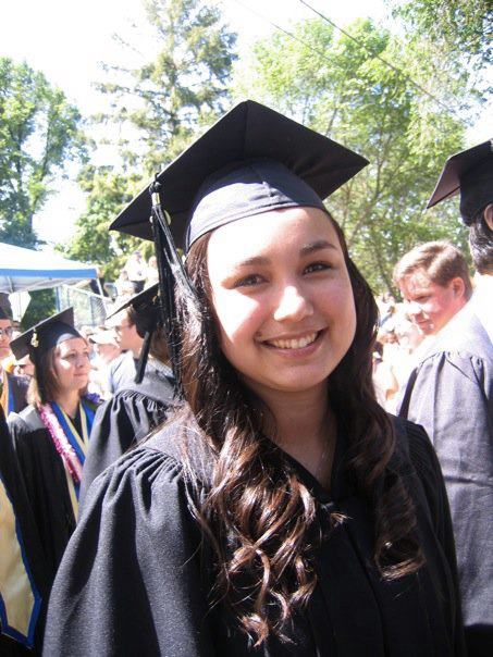 Alana+at+Whitman+Graduation